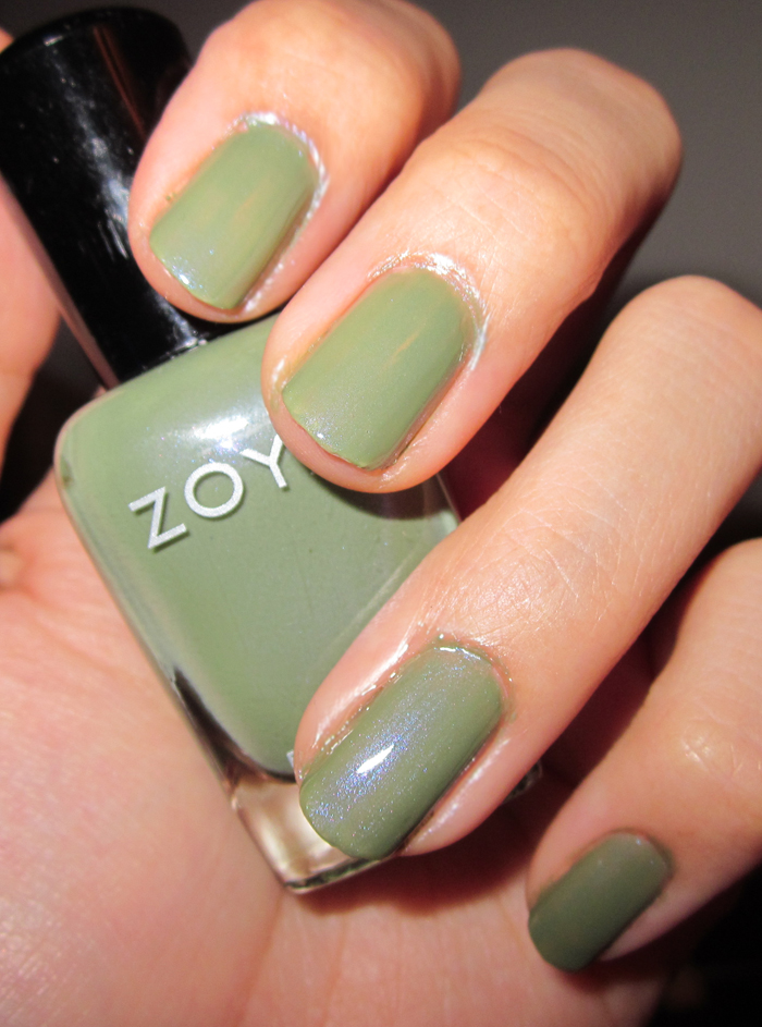 "Nails of the Week: Zoya ""Gemma"""
