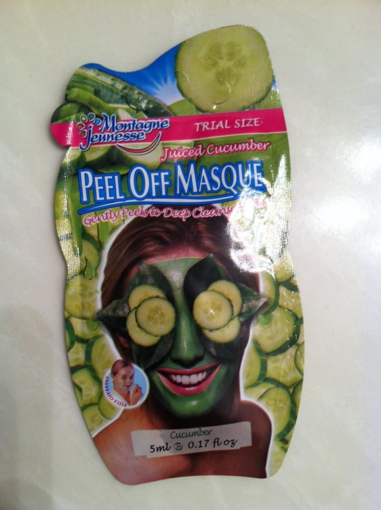Montagne Jeunesse Peel Off Mask