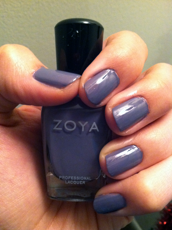 "Nails of the Week: Zoya ""Caitlin"""