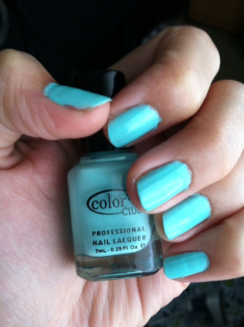 "Color Club ""Blue-Ming"""