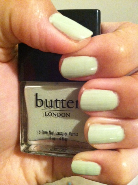 Butter London – Bossy Boots