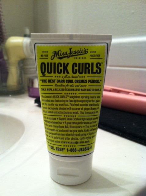Miss Jessie's Quick Curls Review