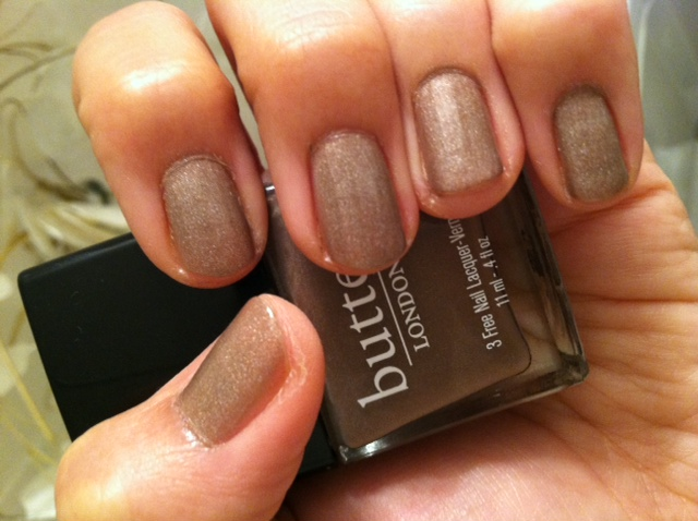 "Butter London – ""All Hail The Queen"""