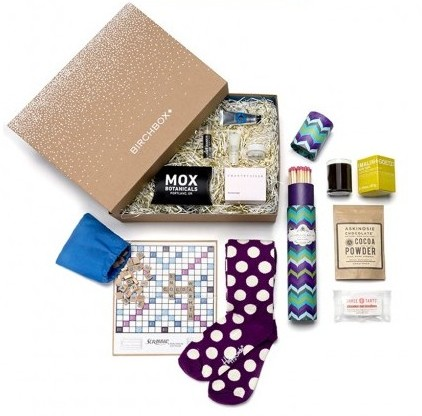 Birchbox Home: Snow Day