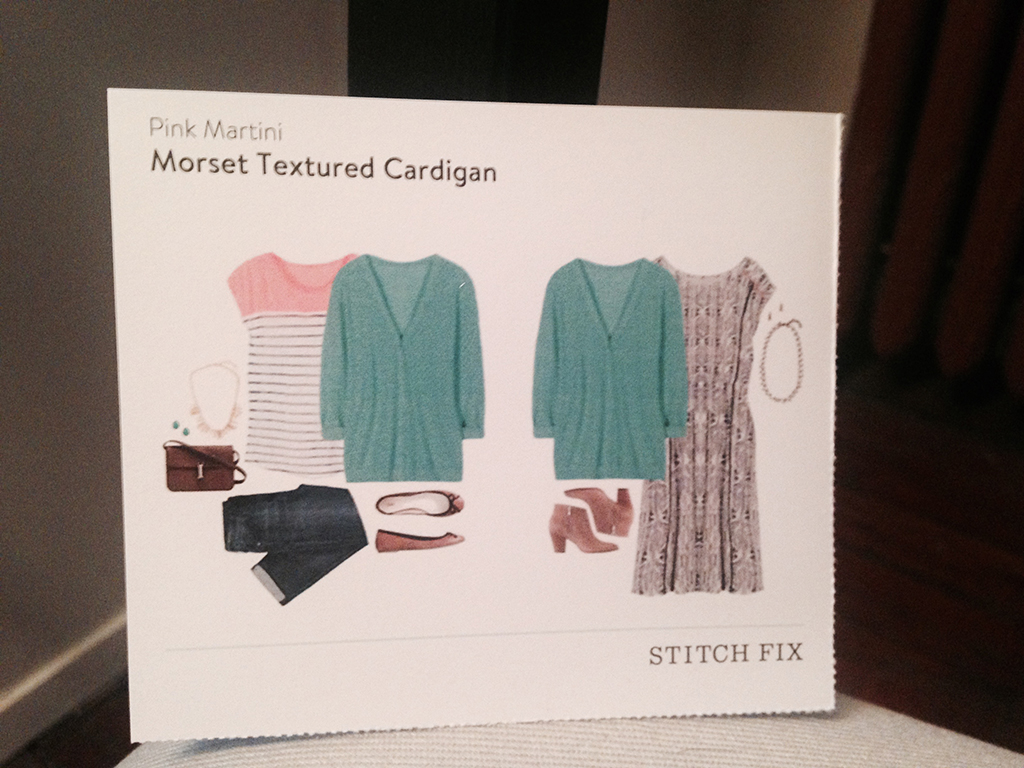 Morset Textured Cardigan