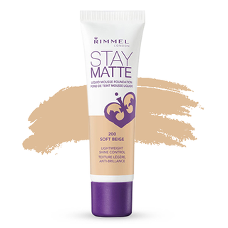 Rimmel Stay Matte Liquid Foundation Review