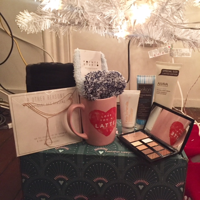 FabFitFun Box Winter 2017