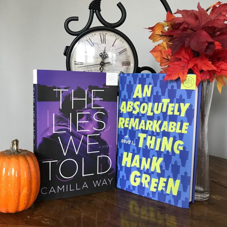 Book of the Month Reviews: October 2018