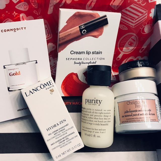 Sephora PLAY!: November 2018