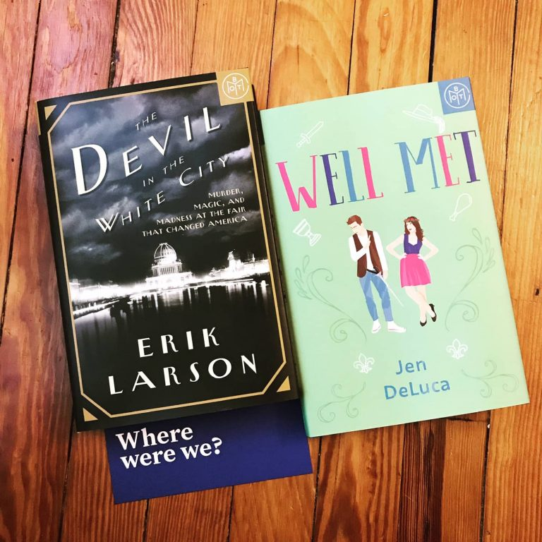 Monthly Book Reviews: October 2019